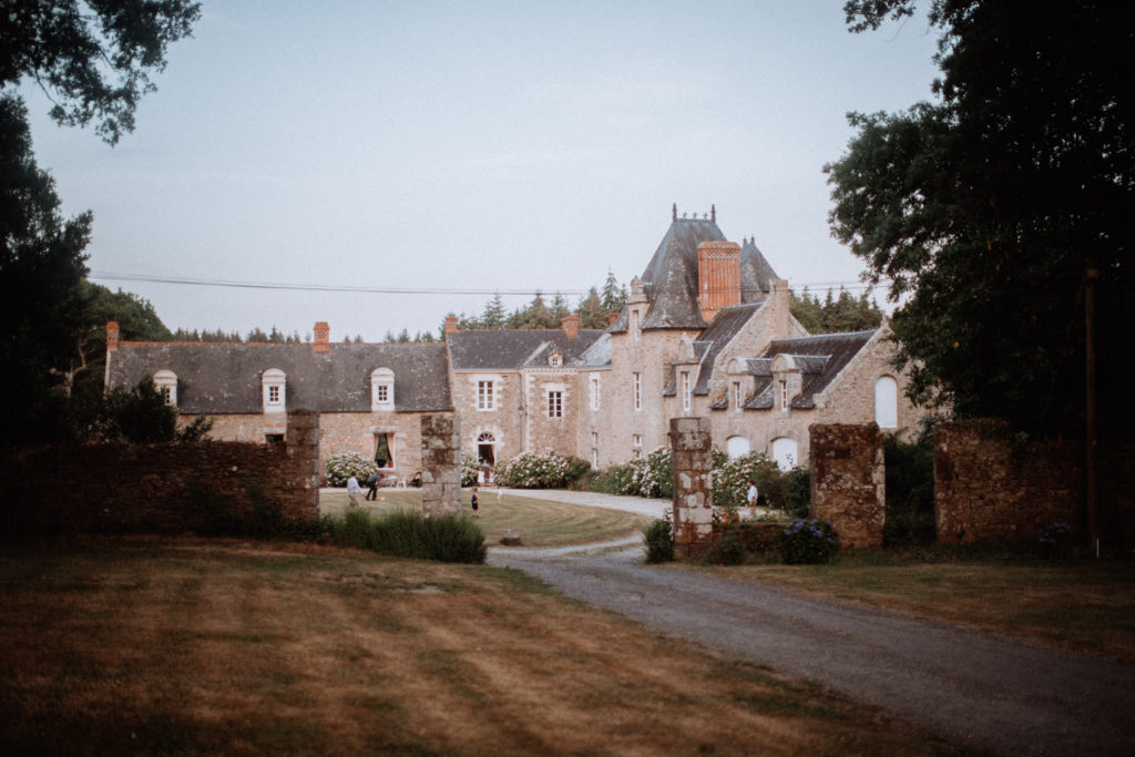 manoir de kerougas thomas raboteur photographe de mariage